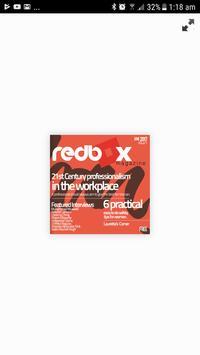 RedBox Magazine poster