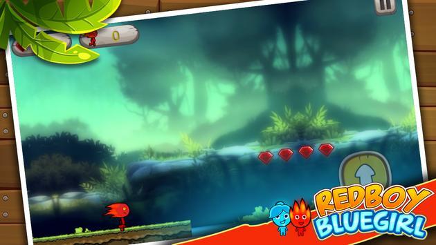 Redboy and Bluegirl Maze Adventure screenshot 2