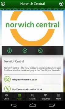 Norwich Central apk screenshot