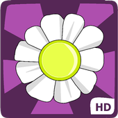 Land of flowers icon
