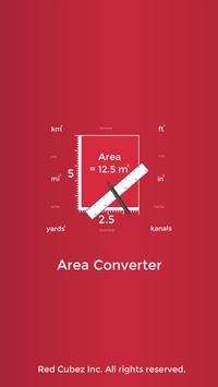 Area Converter poster