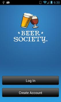 Beer Society poster