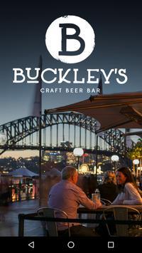 Buckley's poster