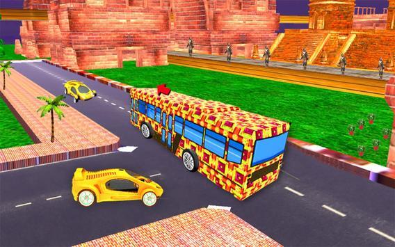 Transporter Bus Empire City screenshot 8