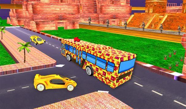 Transporter Bus Empire City screenshot 12