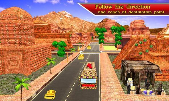 Transporter Bus Empire City screenshot 1