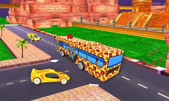 Transporter Bus Empire City screenshot 2