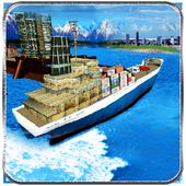CPEC Cargo Ship Transporter icon