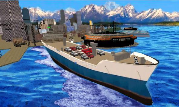CPEC Cargo Ship Transporter poster