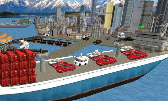 CPEC Cargo Ship Transporter apk screenshot