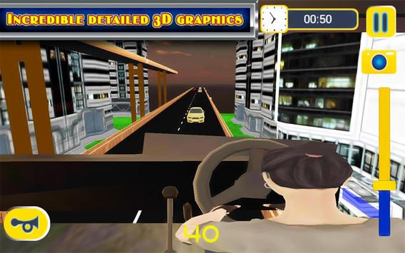 Elevated Bus Simulator 3d screenshot 11