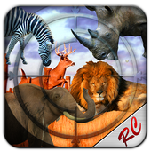 Animals Hunting Mad Shooter icon