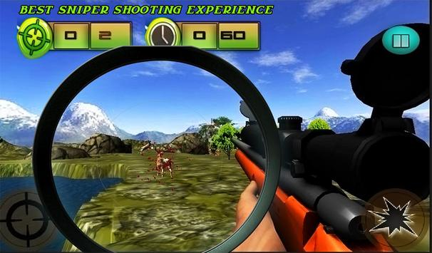 Animals Hunting Mad Shooter apk screenshot