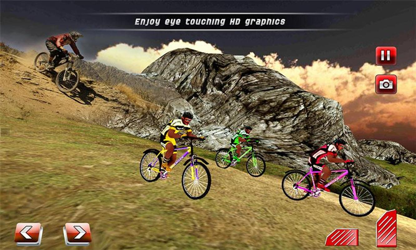 offroad bike racing