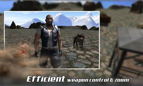Dog Revenge vs Expert Sniper poster