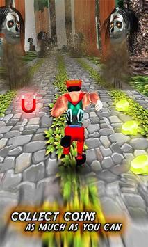Temple Dash Jungle Run Horror screenshot 1