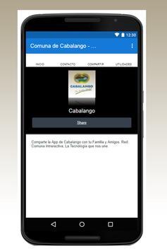 Comuna de Cabalango - RCI screenshot 4
