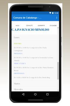 Comuna de Cabalango - RCI screenshot 2