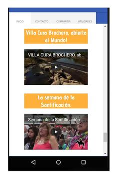 Villa Cura Brochero - Red Comuna Interactiva apk screenshot