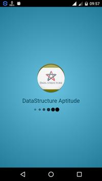 Data Structures Aptitude poster