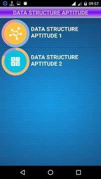 Data Structures Aptitude apk screenshot