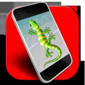 Lizard - mobile icon