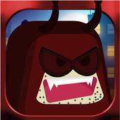 Red Devil VS Ninjas icon