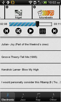 Reddit Music (Ad Supported) screenshot 2