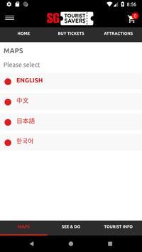 Reddot SG Tourist Savers screenshot 4