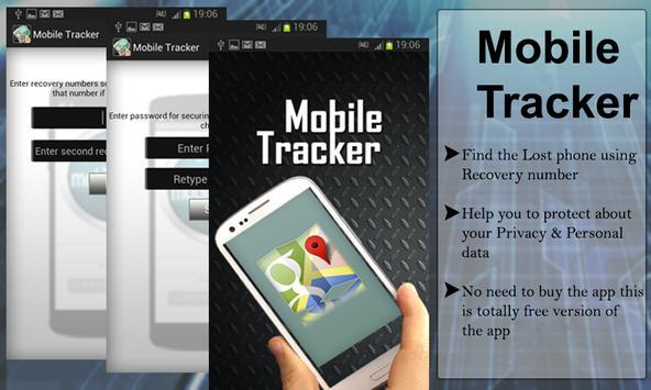 Lost Mobile Finder poster