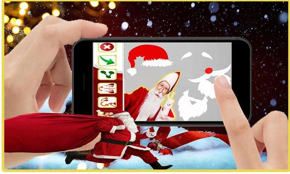 Take your photo with santa : chrismas images 2018 screenshot 3