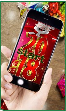 Take your photo with santa : chrismas images 2018 poster