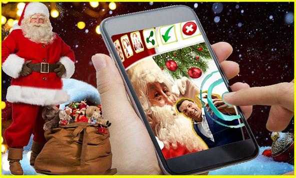 Take your photo with santa : chrismas images 2018 screenshot 1