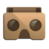 VR video player icon