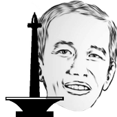 Jokowi Jump Runner icon