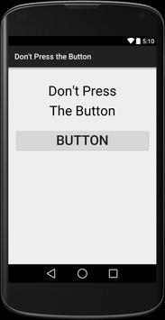 Don't Press the Button screenshot 1