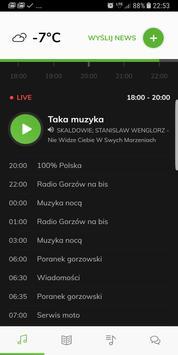 Radio Gorzów screenshot 1