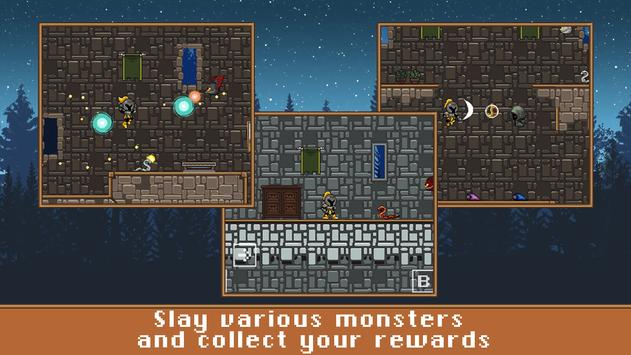 Rogue Castle: Roguelike Action poster