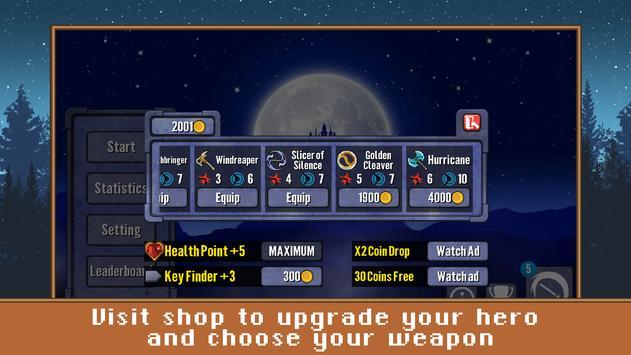 Rogue Castle: Roguelike Action apk screenshot