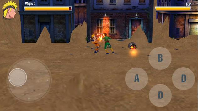 Naltimate uzumaki hero sensei chakras fight storm screenshot 5