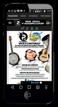 Pagodeiro screenshot 1