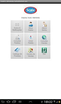 Portal Vendas Scala apk screenshot