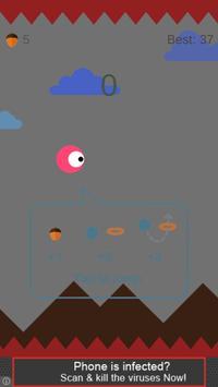 Hop Hop Imoji - free game app poster