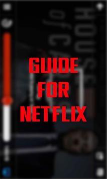 Free Netflix watch full tv episodes online Tips apk screenshot
