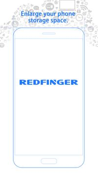 Poster Cloud Mobile Emulator - Redfinger
