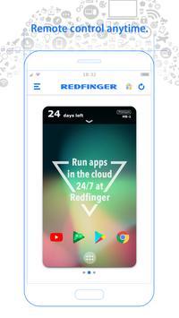 Cloud Mobile Emulator - Redfinger Screenshot 2
