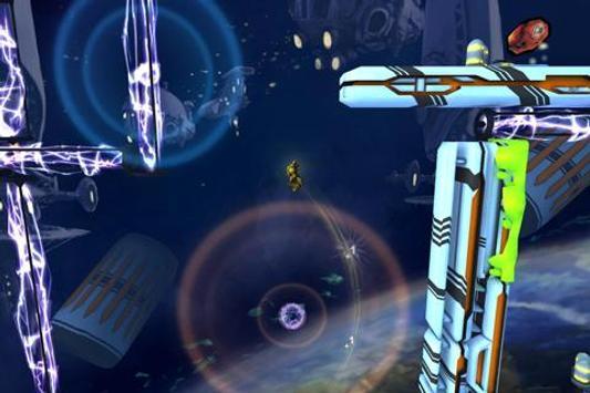 Inertia: Escape Velocity Lite apk screenshot