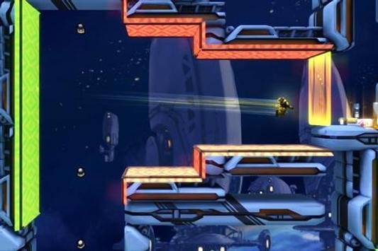 Inertia Escape Velocity LiteHD apk screenshot