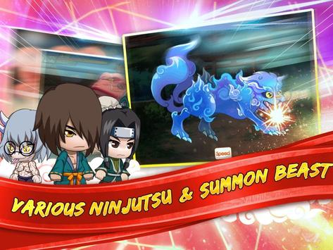 Ninja Heroes apk screenshot