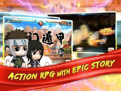 Ninja Heroes screenshot 1